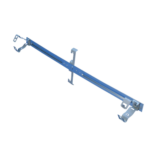"Mayer-B18-Z Box/Conduit Hanger with Rod/Wire Clip, 1/2"", 3/4"" EMT, 1/4"" Rod, #12 Wire-1"