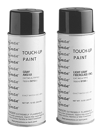 Touch-Up Paint, Satin Gray Enamel