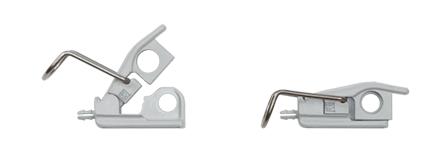 A48 Quick-Release Latch Kit, Fiberglass