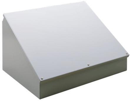 Mayer-Mild Steel Consolet, Type 12, 20.00x24.00x13.09, Gray, Steel-1