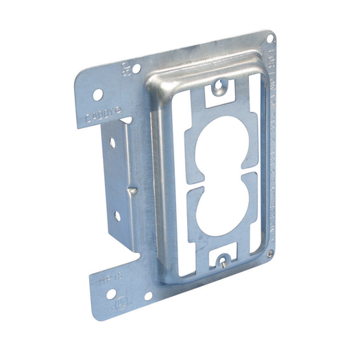 Mayer-Low Voltage Mounting Plate for New Construction, 1 Gang-1