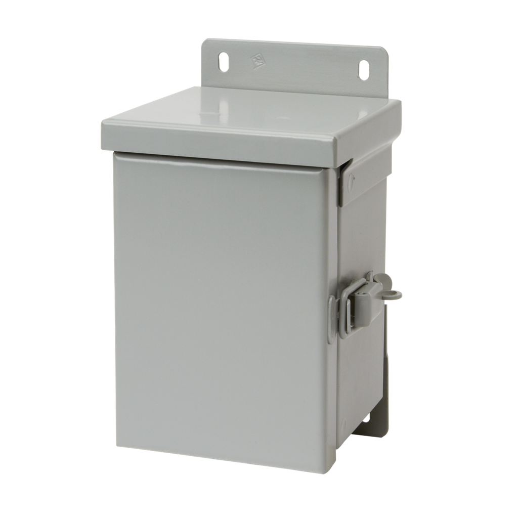 Mayer-Hinge-Cover Small Type 3R, 6.00x6.00x4.00, Steel-1