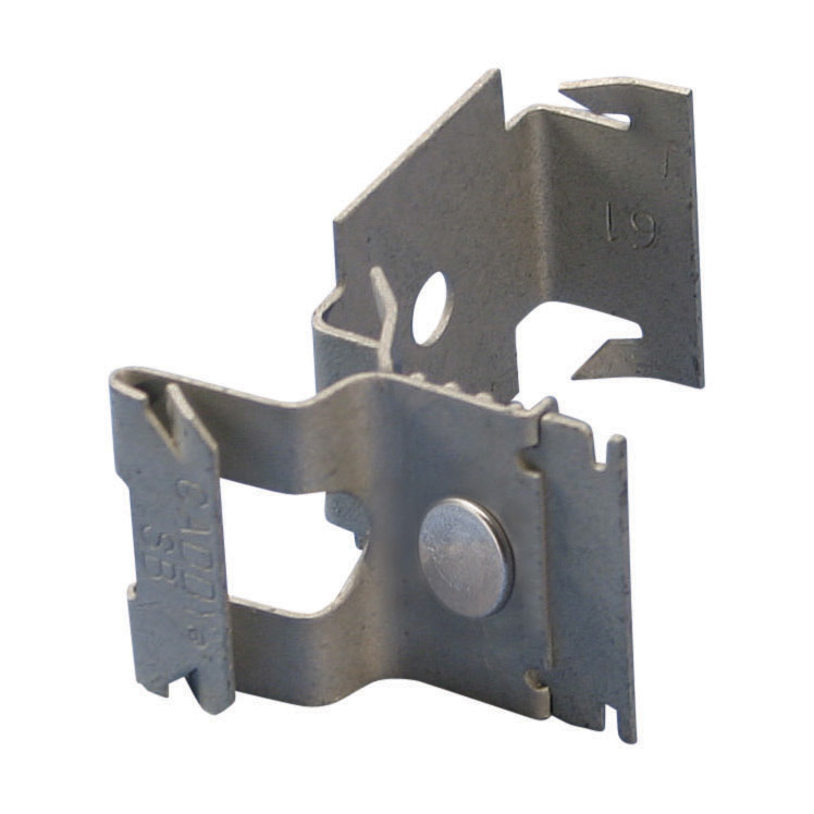 """Mayer-Fixed Depth Snap-On Switch Box Support, 5/8"""" Drywall-1"""