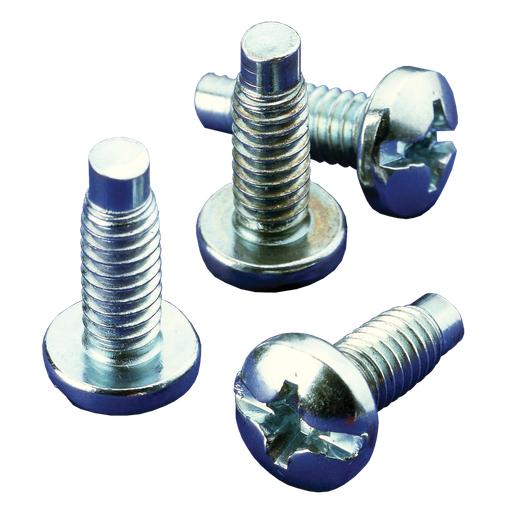 Screw Package, #12-24 , Steel, Qty 20