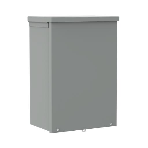 Screw-Cover, Type 3R, 18.00x12.00x6.00, Steel