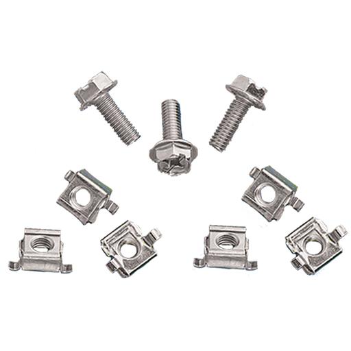 ProLine Fastener Packages, M6, Steel, Standard