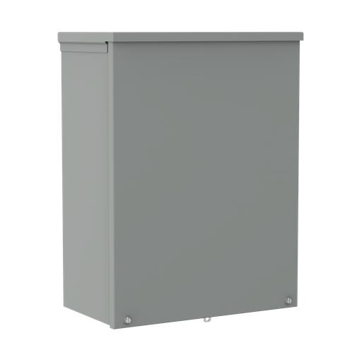 Screw-Cover, Type 3R, 24.00x18.00x6.00, Steel