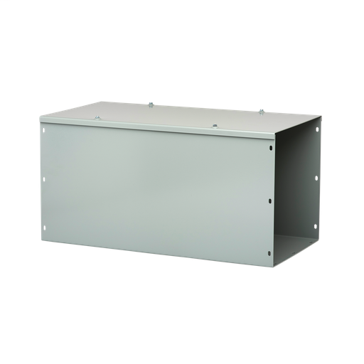 Mayer-Straight Section, Lay-in Hinged-Cover, Type 1, 4.00x4.00x120.00, Gray, Steel-1
