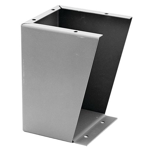Floor Stand Kit, Steel, 12.00x12.06, Gray, Steel