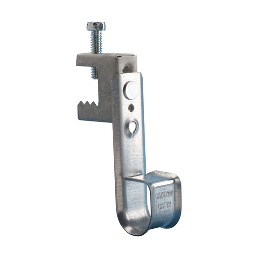 """nVent CADDY Cablecat J-Hook with BC Beam Clamp, 3/4"""" dia"""