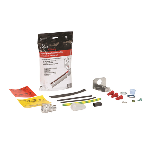 WinterGard Mechanical power connection kit (hardwired), includes end seal