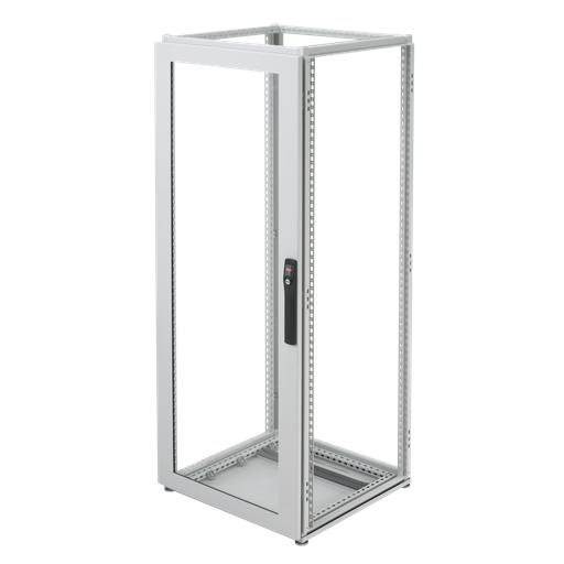 ProLine Window Doors, fits 700x600mm, Aluminum, Glass