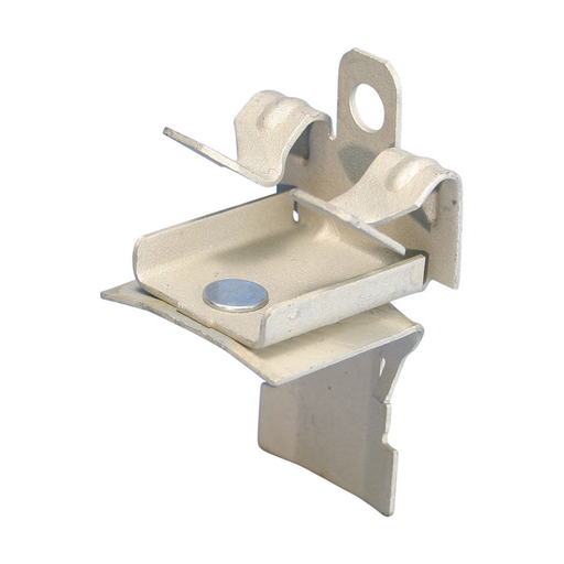 "nVent CADDY Cat HP J-Hook Clip to Hammer-On Flange Clip, Swivel, 1/8""–1/4"" Flange"