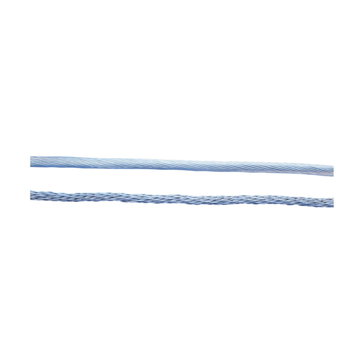 Mayer-Non-Insulated Stranded Conductor for Lightning Protection, Aluminum, Smooth Weave, 98.64 kcmil-1