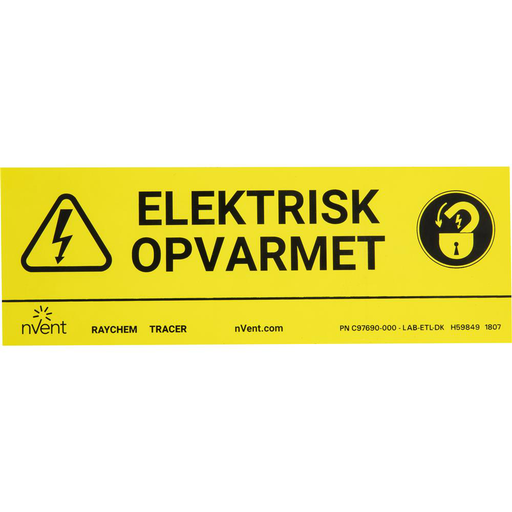 """Mayer-Electric Traced"""" Label-1"""