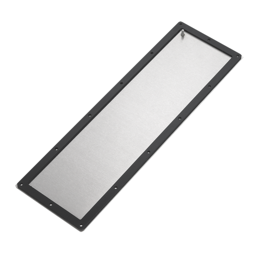 20 in. x 8 in. EXE Gland Plate, SS Type 316