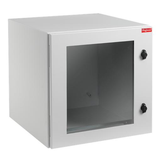 ProTek Single-Door, Type 4, 12, 36.30x23.62x24.02, Lt Gray, Steel, Window