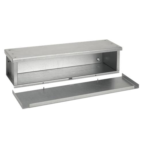 EconoTrough, NEMA Type 3R, 14.00x14.00x72.00, Steel