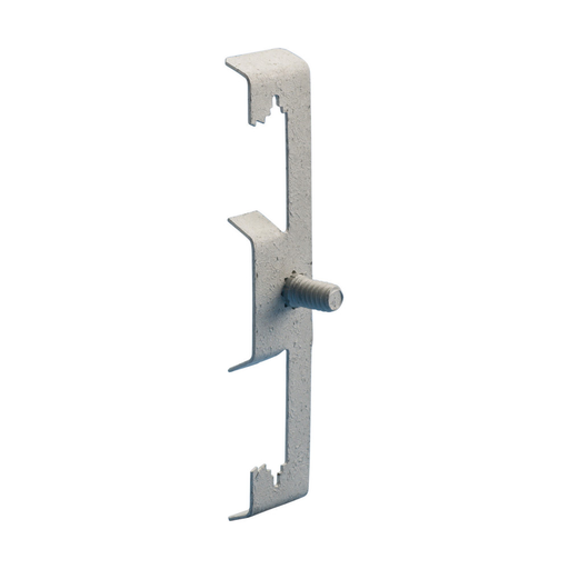 "Mayer-Multi-Function Clip, 1/4"" Rod, #12–#8 Wire, 1/8""–3/8"" Flange, 1/4"" Screw-1"