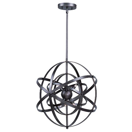 MAXIM 25133BR Sputnik 9-Light Pendant