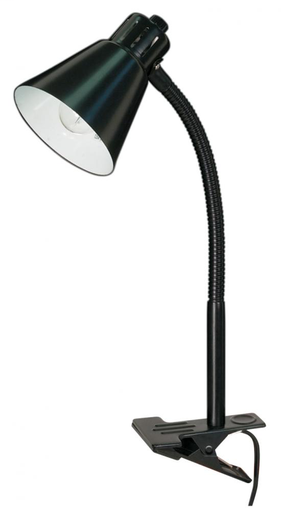 SAT 60/843 1LT 40W INC DESK LAMP