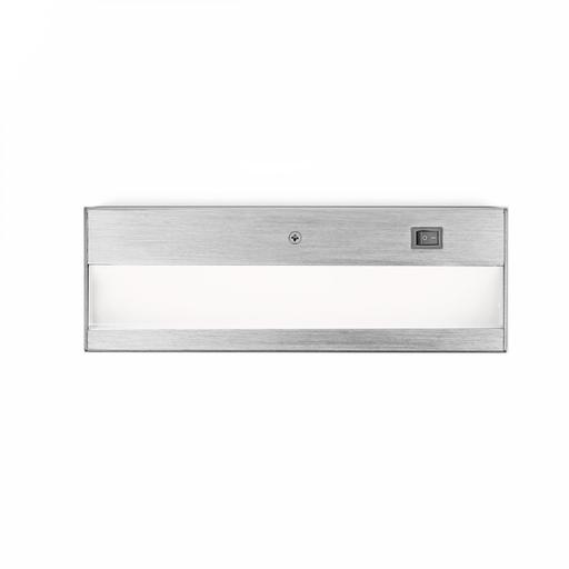 WAC BA-ACLED8-930-AL 5.5W LTG BAR