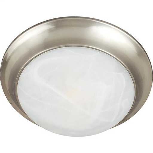 MAXIM 5852MRSN Essentials 3-Light Flush Mount