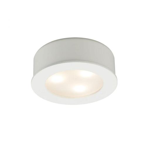 WAC HR-LED85-WT RND BUTTON LIGHT
