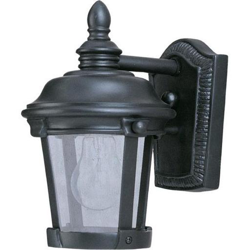 MAXIM 40096CDBZ Dover VX 1-Light Outdoor Wall Lantern Lantern