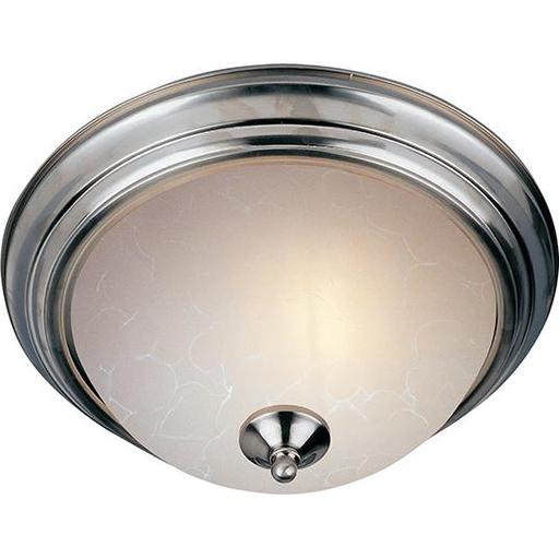 MAXIM 5840ICSN Essentials 1-Light Flush Mount 60W MED