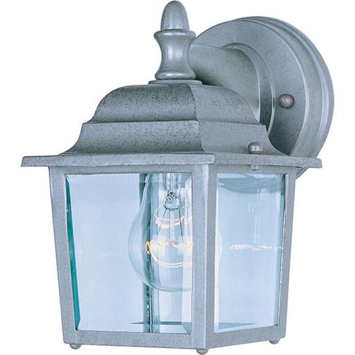 MAXIM 1025PE Builder Cast 1-Light Outdoor Wall Lantern Lantern Lantern