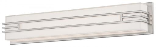 MINK 2943-84-L 26.5 X 5 35W LED BATH 1732 LUMENS BR NICKEL