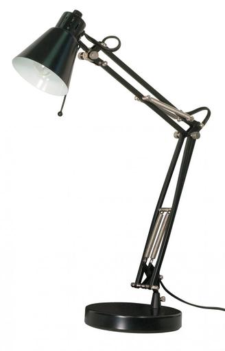 SAT 60/845 1LT 40W INC DESK LAMP