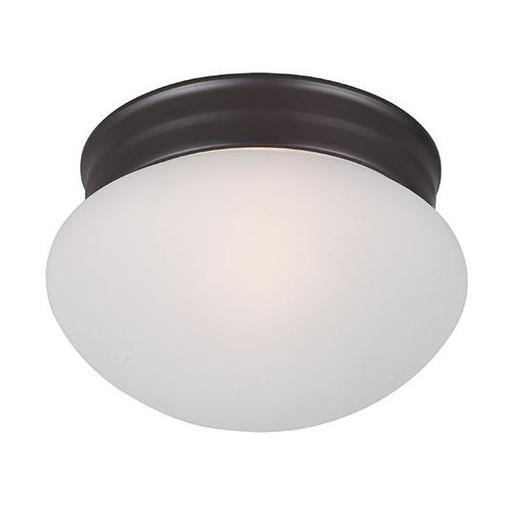 MAXIM 5884FTOI Essentials 1-Light Flush Mount