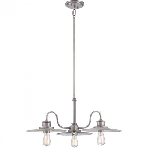QUO ADM5103AN DISCONTINUED 3 LT CHANDELIER