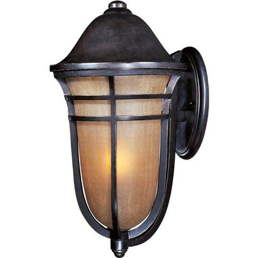 MAXIM 40105MCAT Westport VX 1-Light Outdoor Wall Lantern Lantern Lantern Lantern