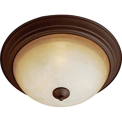 MAXIM 5855LTOI Essentials 2-Light Flush Mount