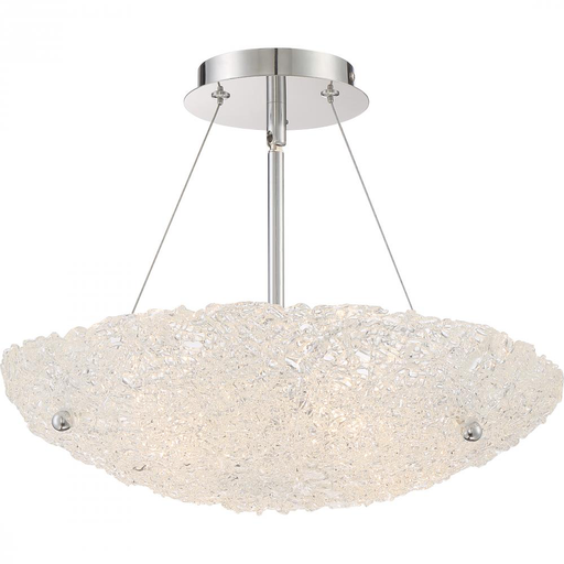 QUO PCVN1716C LARGE SEMI FLUSH MOUNT