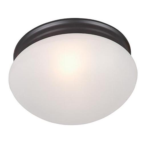 MAXIM 5885FTOI Essentials 2-Light Flush Mount