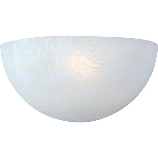 MAXIM 20585MRWT Essentials 1-Light Wall Sconce