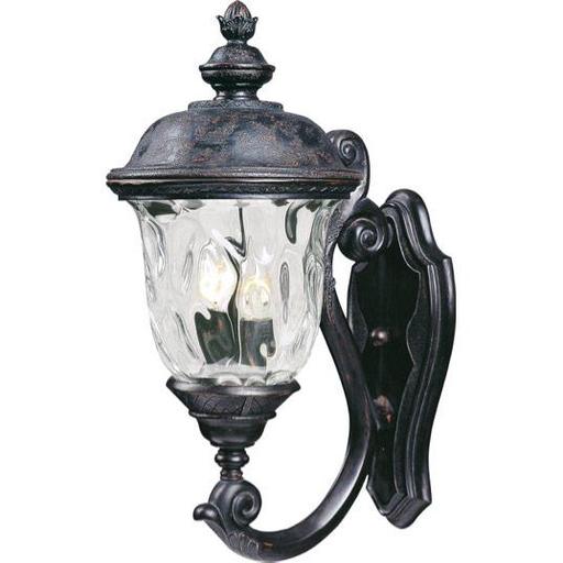 MAXIM 40423WGOB Carriage House VX 2-Light Outdoor