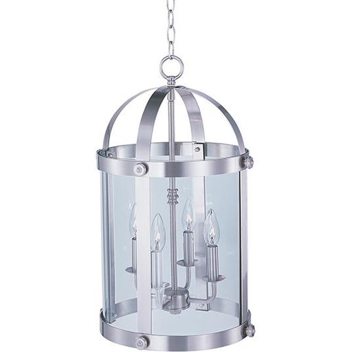 MAXIM 21550CLSN Tara 4-Light Pendant