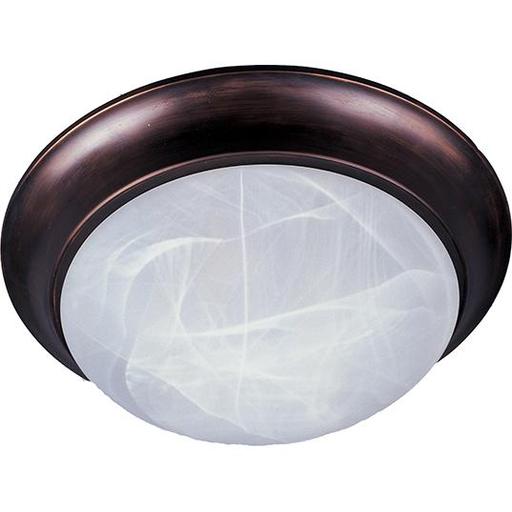 MAXIM 5851MROI Essentials 2-Light Flush Mount