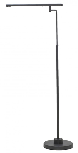 SLED500-OB Slim-Line LED Task Floor Lamp in Oil Rubbed Bronze
