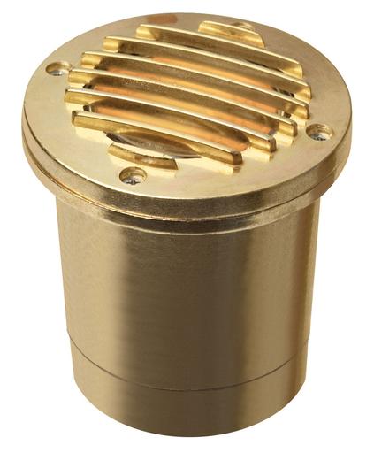 HNK 1599BS Brass 50W MR16 Well Light
