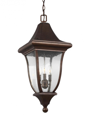 MURF OL13109PTBZ 3 - LIGHT OUTDOOR PENDANT LANTERN