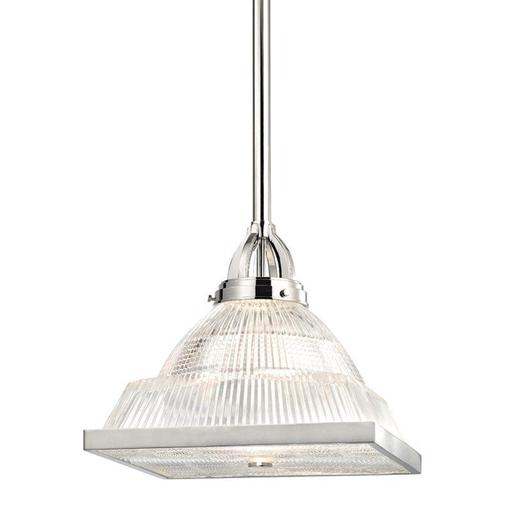 HDV 4414-PN 1 LIGHT PENDANT