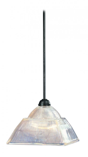 HDV 4520-OB OLD BRONZE/CLEAR PENDANT 100W MED