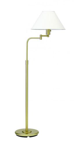 "HOT PH101-51 SATIN BRASS FLOOR LAMP 37""-57"" ADJUST"