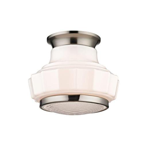 HDV 3809F-SN 1 LIGHT SEMI FLUSH